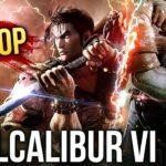 SoulCalibur 6 - Качественный перезапуск замечательной серии