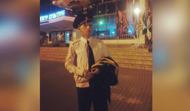 Александр Склянкин