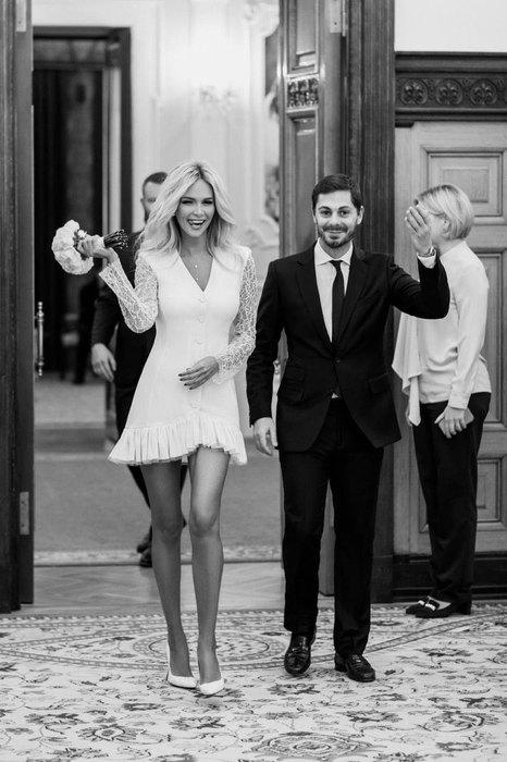 Виктория Лопырева и Игорь Булатов свадьба