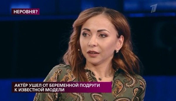 Иван Николаев и Ольга Ижуткина