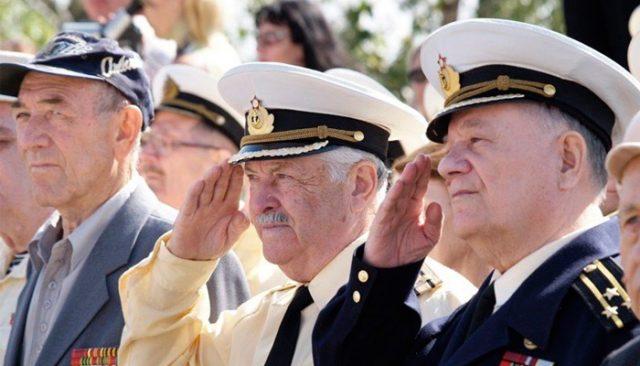 Увеличение пенсий военным пенсионерам