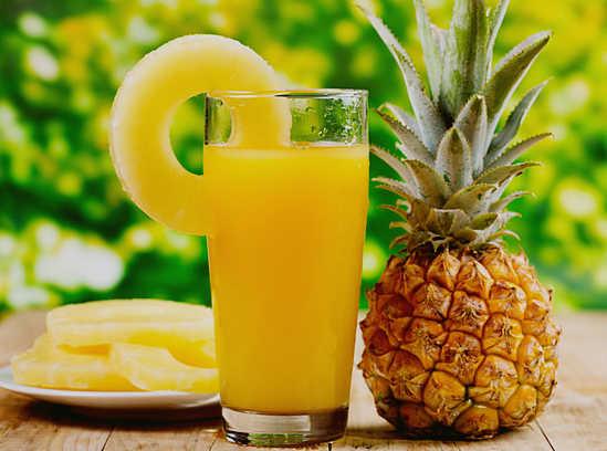 За сколько нужно пить ананасовый сок перед сексом