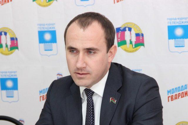 Алексей Богодистов Геленджик