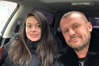 Виктория Даниленко - дочь Стоянова