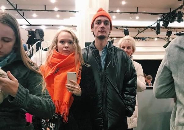 Мария Чекалина и Александр Гудков