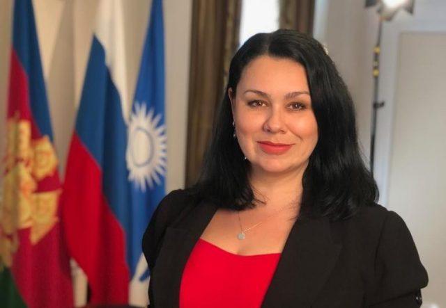 Янина Скорикова