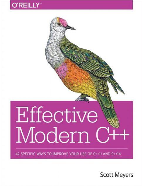 Эффективный и современный C++