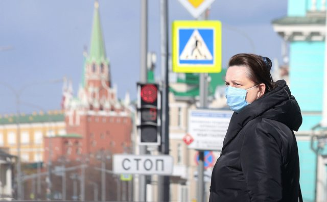 в Москве ослабят карантин