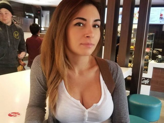Наталия Alinity Моголлон