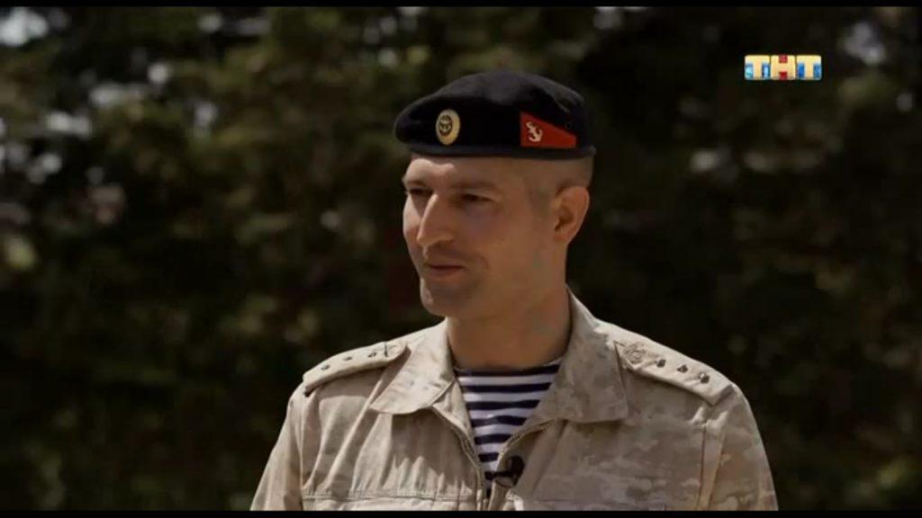 Роман Радченко старшина из Солдаток