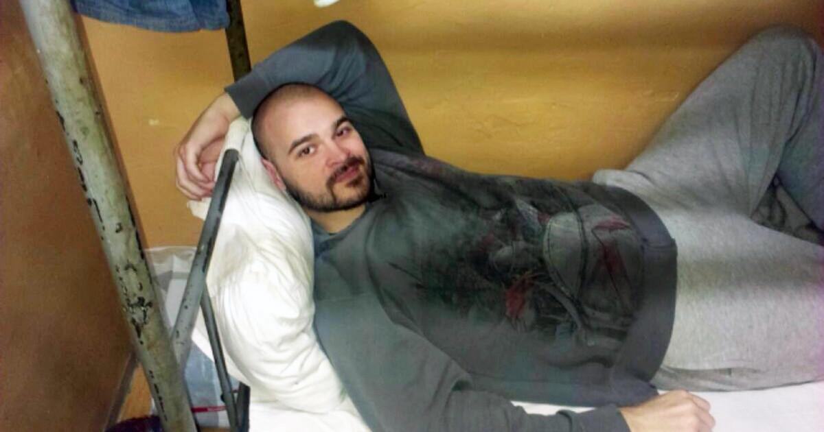Тесак Максим Марцинкевич фото смерти