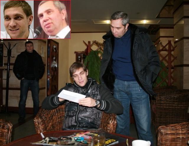 Виталий Петров гонщик отец Александр Петров