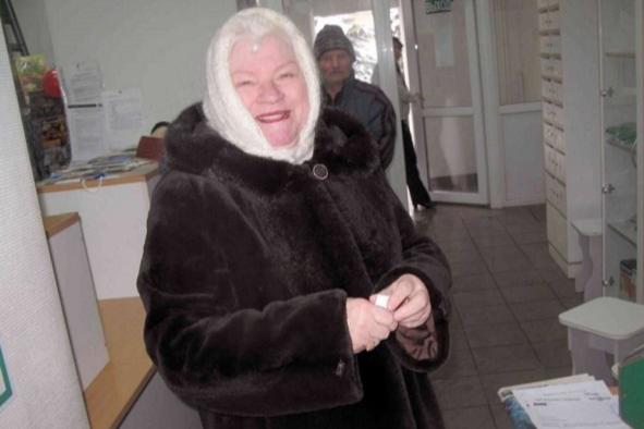 мать губернатора Ростовской области