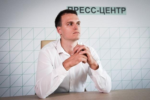 Василий Воробьев Краснодар
