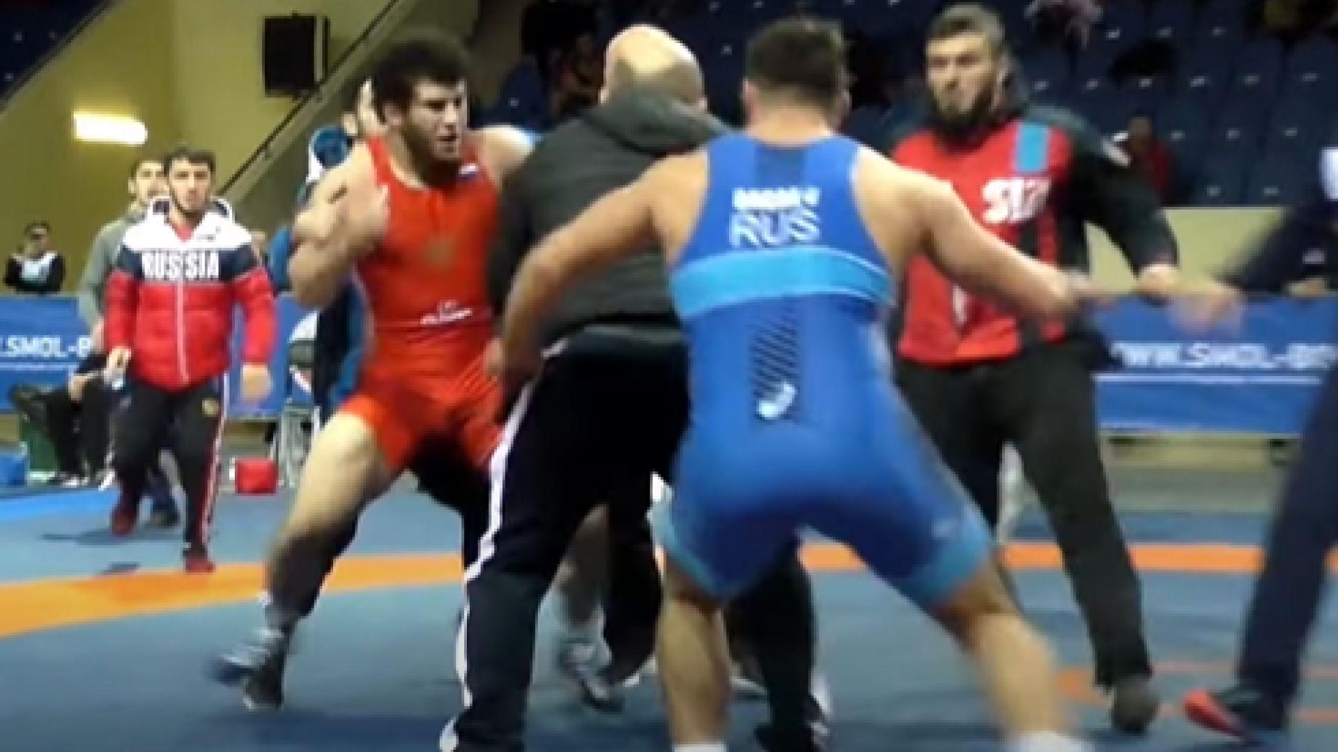 Алан Багаев - Бабули Цолоев