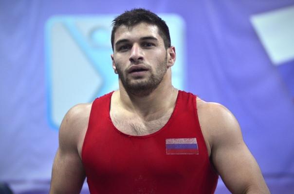 Алан Багаев борец