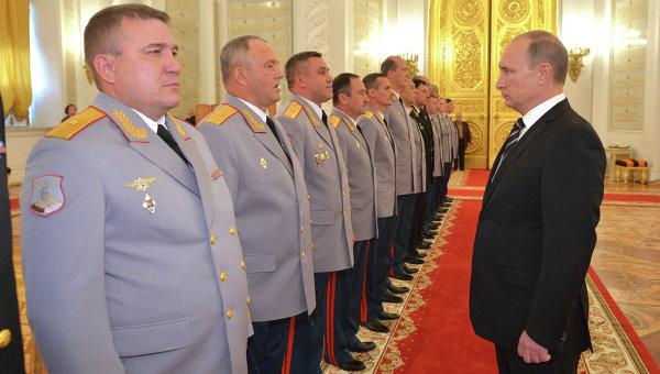 Кирилл Васильев генерал ФСБ