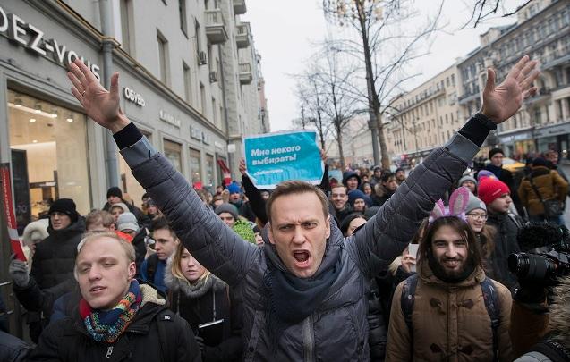 Пранкер Лексус и Навальный