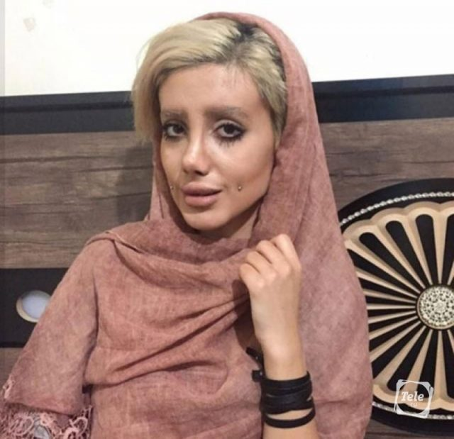 Сахар Табар Фатима Хишванд - Иранская Анджелина Джоли