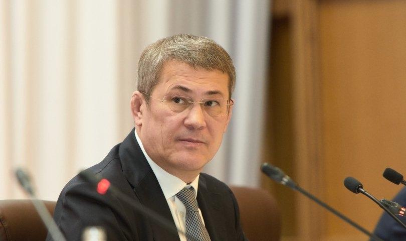 Хабиров подписал новый указ 30.11.2020