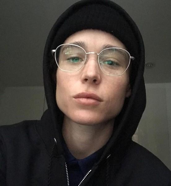 Эллиот Пейдж трансгендер до и после фото