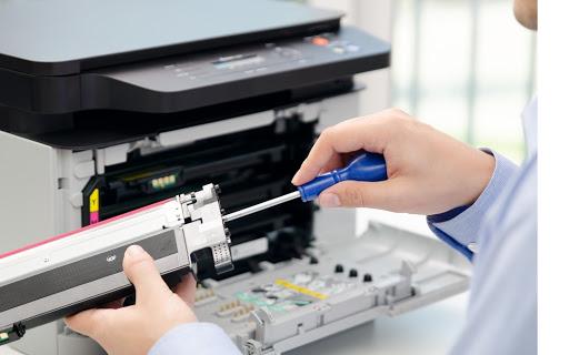 Сервис и ремонт принтеров