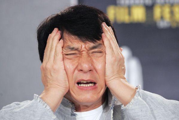 Джеки Чан умер