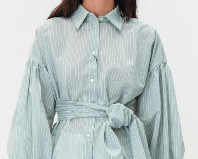 Как выбрать женскую рубашку по фигуре