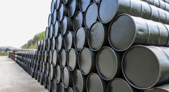 Цены на сырую нефть