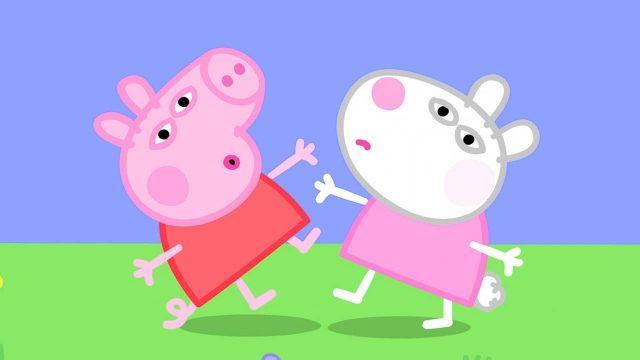 игра по мотивам мультсериала Peppa Pig
