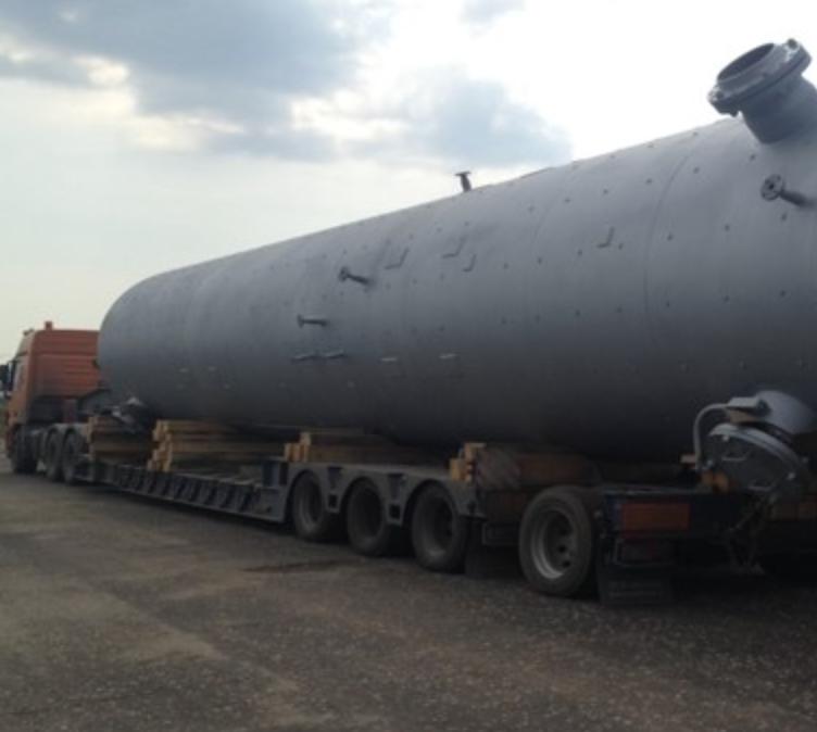 Как происходит перевозка длинномерных грузов